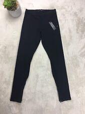 Joe's Womens Skinny Jeans Sz XS Black Ankle Zip Stretch New NWT