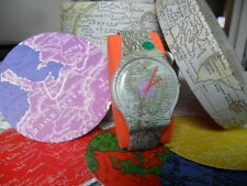Raro swatch special THIS IS MY MAP-SUOZ198S,nuovo,INTROVABILE !!!.