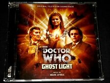 DOCTOR WHO GHOST LIGHT CD Original Television Soundtrack