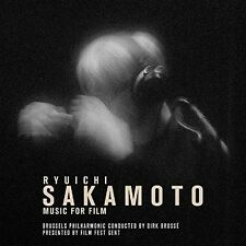 Ryuichi Sakamoto - Music For Film - Brussels Philharmonic (2016, CD NEUF)