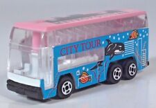 "Realtoy Metropolitan City Tour Ocean Aquarium Fish Bus 3"" Die Cast Scale Model"