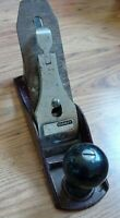 Vintage Stanley Handyman No.4 Woodworking Smoothing Plane