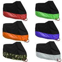 Universal Bike Cover Waterproof Outdoor Motorcycle For Scooter Cruiser Covers