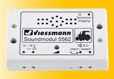 Viessmann 5562 Soundmodul LANZ Bulldog, H0