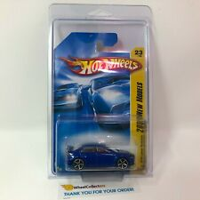 #1  2008 Lancer Evolution #23 * BLUE * 2008 Hot Wheels * HD16