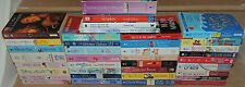 x37 Contemporary Romance Book Bundle x41 Stories Various Job Lot - MIRA Avon HQN