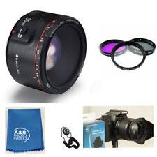 Yongnuo YN50MM F1.8 II Standard Prime Lens for Canon 50mm T7I T6I 77D 80D 70D 6D