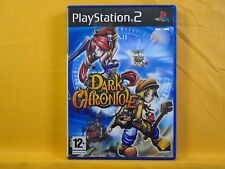 ps2 DARK CHRONICLE An Epic RPG Story Game Playstation PAL UK Version