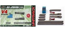NEW KATO UNITRACK 20-863 V4 SWITCHING SIDING SET