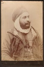 Notable des Ouled-Sidi-Cheikh à Paris. Photographe Eugène Pirou. 1885. #5