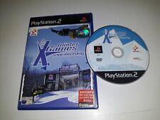 PS2 Espn Winter X-Games Snowboarding Sony PLAYSTATION 2 Spiel N