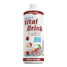 Best Body Nutrition Low Carb Vital Drink - 1000 ml Flasche