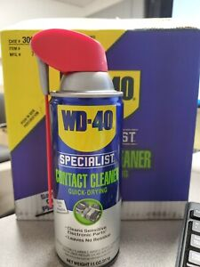 WD-40 Specialist Electrical Contact CleanerElectronic & Electrical 11oz (D16)