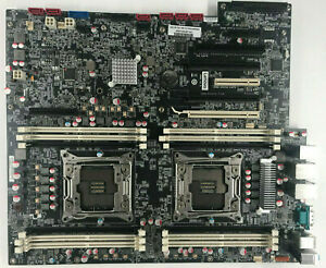 Lenovo ThinkStation P710 Motherboard LGA2011 P/N: 00FC924 100% Tested Working