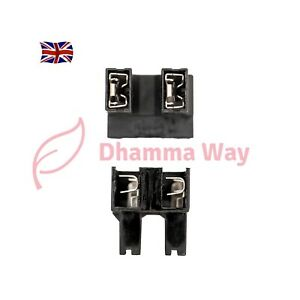 H7 2 Pin Headlight Replacement Repair Bulb Holder Connector Plug Wire Socket UK