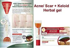 Scar Gel Keloid Surgery Acne Scars removal skin care wound stretch mark cream pu