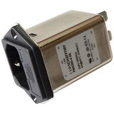Schaffner FN9260-4-06 Netzfilter 250V AC 4A IEC Inlet-Filter Fuseholder 855198