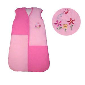 SilkSac-Baby Sleep Sack/Sleeping Bag w/ Silk Filling, M