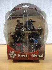 Heroclix Crimson Skies,Ace Pack 1 East Meets West,Ed.Wkgames 2000,(ESPAÑOL)