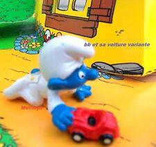 20215 Schtroumpf bebe et son jouet Smurf pitufo puffo puffi schtroumpfette