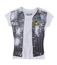 Metal Mulisha Girls Lil Rebel Tee Size L 10/12
