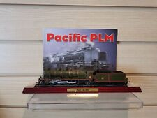More details for atlas editions pacific plm famous french locomotive in original box and brochure