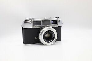 Vintage Yashica Minister - 35mm Camera