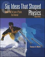 Six Ideas that Shaped Physics: Unit N - Laws 2E by Thomas A. Moore Paperback