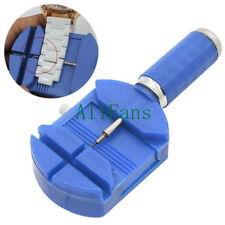 Wrist Watch Band Adjuster Bracelet Repair Tool Set Link Strap Remover 5 Pins