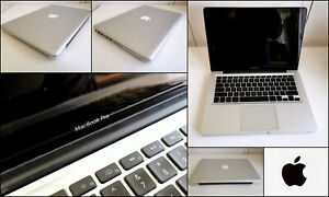 MacBook Pro A1278 2010 Intel Core 2 Duo 2.4Ghz 250GB 8GB Laptop Notebook