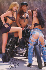LOT OF 2 POSTERS :BAD GIRLS - SEXY FEMALE MODELS - FREE SHIP  #PNT-167     RC7 P