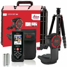 LEICA DISTO X4 BLUETOOTH OUTDOOR LASER DISTANCE MEASURE PRO KIT