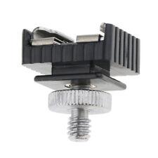 Flash Hot Shoe Adapter Für Arca Swiss Stativ Kugelkopfhalterung LED Fülllicht
