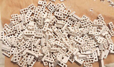 100 Small And Large Hollow Bricks White 1:24-1:35 Scale Diorama Miniature New