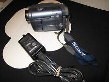 Sony Hi8 8mm CCD-TRV128 Handycam Video Camcorder Player Refurbished!