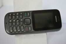 Nokia 100 - Phantom Black (Orange) Mobile Phone