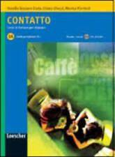 Contatto: Contatto 1A: Book + CD (A1), Tusquets, Esther, New, Paperback