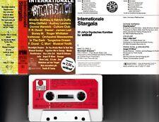 V.A.- Internationale Stargala,F.R.David,Boney M. >MC Musikkassette,ariola 1983