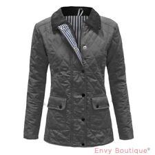 Cappotti e giacche da donna parke grigi con bottone