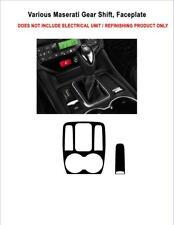 Maserati  Gear Shift Faceplate