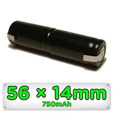 Reemplazo Colgate Omron cepillo de dientes de batería de repuesto 56 mm x 14mm Ni-mh 2.4 v A1500
