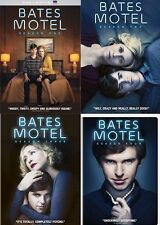 BATES MOTEL Season 1-4 DVD Set ALL Seasons 1 2 3 4 Complete TV Series Collection