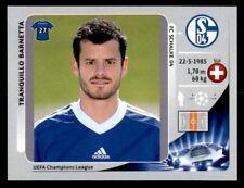 Panini Champions League 2012-2013 Tranquillo Barnetta FC Schalke 04 No. 112