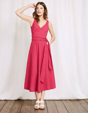 Boden Riviera Dress Size UK 18 Red rrp £98 DH076 HH 16