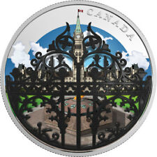 2018The Queen's Gate-Formal Entrance to Parliament Hill'Color Prf $30Fine(18386)