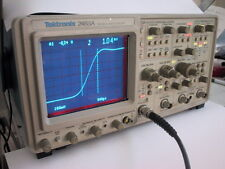 Calibrated TEKTRONIX 2465A 350MHz OSCILLOSCOPE; 1 YR GUARANTY AVAILABLE @ extra