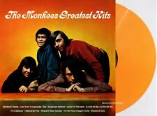The MONKEES LP The Monkees Greatest Hits ORANGE VINYL Limited Edn. 2018 IN STOCK