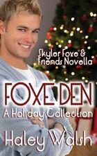 Skyler Foxe Mysteries: Foxe Den : A Holiday Collection - 2015 gay fiction