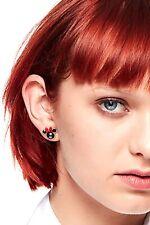 Kate Spade DISNEY X MINNIE MOUSE Stud Earrings NWT