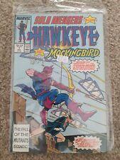 Solo Avengers Starring Hawkeye and Mockingbird #1